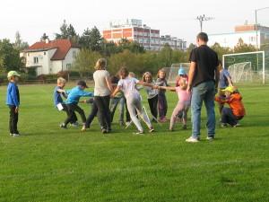 Sportovní kroužek dětí – Bungee